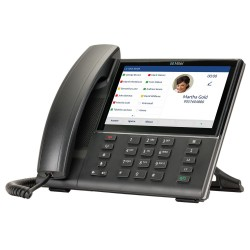 """Mitel 6873 SIP phone with 7""""-Touchscreen"""