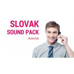 Slovak language pack for Asterisk