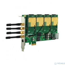 OpenVox G400E4 GSM PCI Express Card 4 Channel GSM