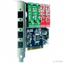 OpenVox A400P PCI Card no interfaces